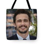 James Franco Tote Bag