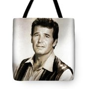 James Garner By Mb Tote Bag