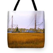 James Island Tote Bag