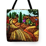 James Lesesne Wells' Farmlands Tote Bag