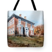 James Mcleaster House Tote Bag