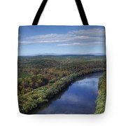 James River State Park Tote Bag