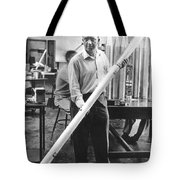 James Van Allen (1914-2006) Tote Bag
