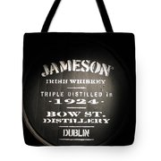 Jameson Tote Bag