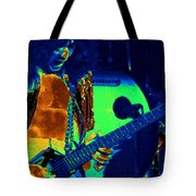 Jamie's Crying The Cosmic Blues In Spokane Tote Bag