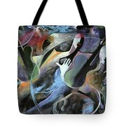 Jammin Tote Bag by Ikahl Beckford