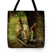 Jamming Tote Bag