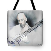 Jamming On Jazz Tote Bag