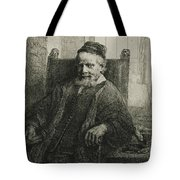Jan Lutma, The Elder, Goldsmith And Sculptor Tote Bag