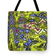 Janca Abstract # 6731eac1 Tote Bag