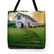 Jandy's Shed Tote Bag