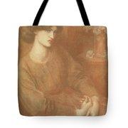 Jane Morris Tote Bag
