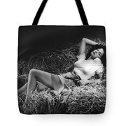 Jane Russell In The Outlaw Tote Bag