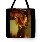 Janet Jackson 94-2996 Tote Bag