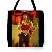 Janet Jackson 94-3000 Tote Bag