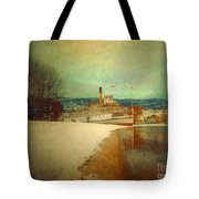 January 9 2010 Tote Bag