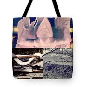 #january Tote Bag