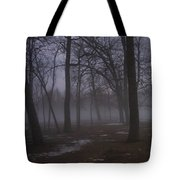January Fog 2 Tote Bag