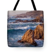 January In Big Sur Tote Bag