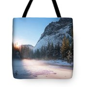January Morn Tote Bag