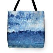 January Rain Tote Bag