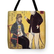 Japan: French Trade, 1861 Tote Bag