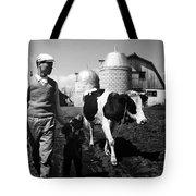 Japan: Land Reclamation Tote Bag