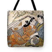 Japan: Lovers Tote Bag
