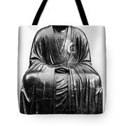Japan: Zen Priest Tote Bag