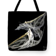 Japanese Aikido Warriors Tote Bag by Ed Churchill