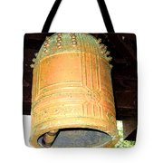Japanese Bell Tote Bag