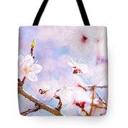 Japanese Cherry - Sakura In Bloom Tote Bag