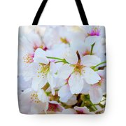 Japanese Cherry Tree Blossoms 2 Tote Bag
