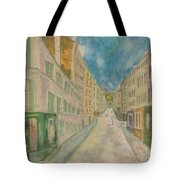 Japanese Eyes And Utrillo Tote Bag