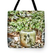 Japanese Garden 7 Tote Bag