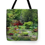 Japanese Garden I Tote Bag
