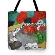 Japanese Garden Norfolk Botanical Garden 201820 Tote Bag