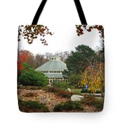 Japanese Garden Roger Williams Park Tote Bag