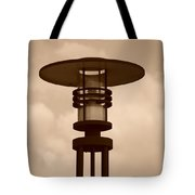Japanese Lamp Tote Bag