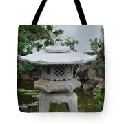 Japanese Lantern Tote Bag