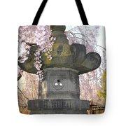 Japanese Lantern Tote Bag