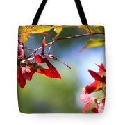 Japanese Maple 1782 Tote Bag