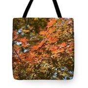 Japanese Maple Beauty Tote Bag