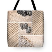 Mineral Garden  Tote Bag