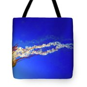 Japanese Sea Nettle Jellyfish Tote Bag