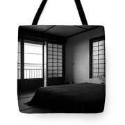 Japanese Style Room At Manago Hotel Tote Bag