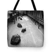 Japanese Zen Garden Tote Bag