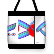 Japaneyes Tote Bag