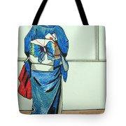 Japonese Girl Tote Bag