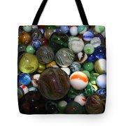 Jar Of Marbles Tote Bag